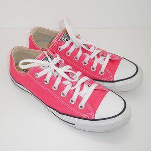 Converse Chuck Taylor All Star OX Raspberry Pink